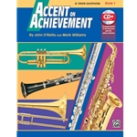 Accent on Achievement, Book 1 - Bb Tenor Saxophone