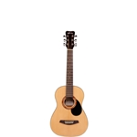 1/2 Size Steel String Acoustic Guitar with Bag