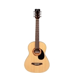 3/4 Size Steel String Acoustic Guitar with Bag