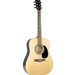Johnson JG620 Dreadnaught Acoustic Guitar