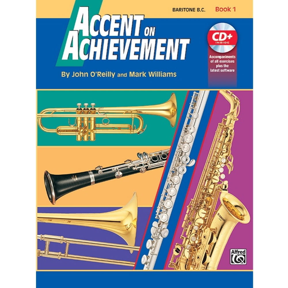 Accent on Achievement, Book 1 - Baritone B.C.